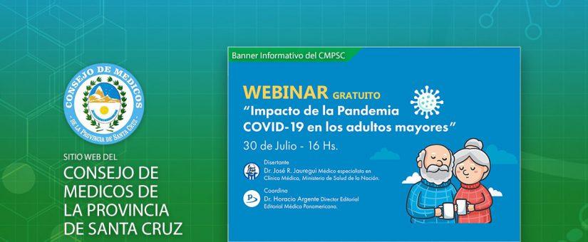 Impacto de la Pandemia COVID-19 en los adultos mayores