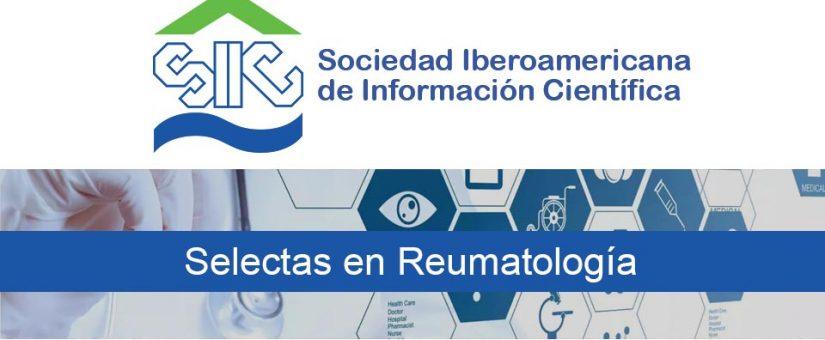 Selectas en Reumatología | Marzo 27, Nº 475