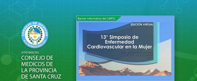 13° Simposio de Enfermedad Cardiovascular en la Mujer